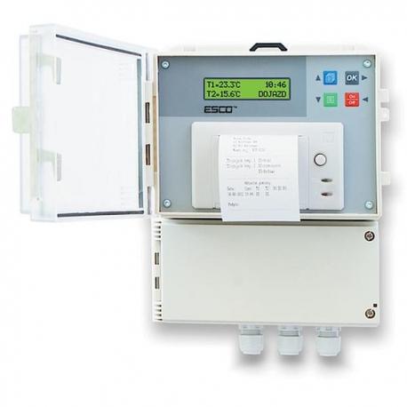 Inregistrator auto de temperatura DR-101